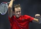 Medvedev vence em sets diretos e faz final contra Coric no ATP de São Petersburgo - (Sem crédito)