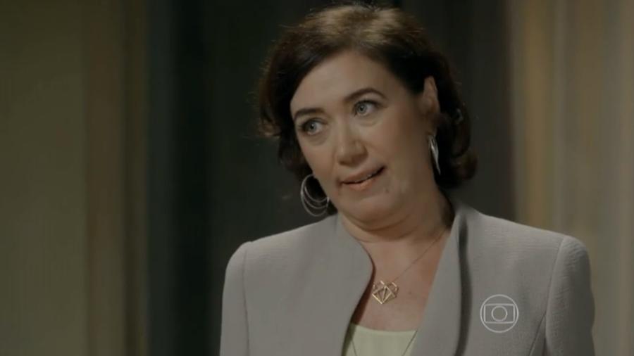 Lilia Cabral interpreta Maria Marta em Império (Reprodução: Globo) - Reprodução / Internet
