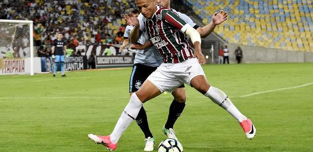 Richarlison estava sendo negociado pelo Palmeiras