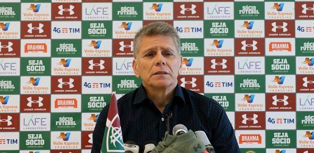 Autuori não segue no Fluminense
