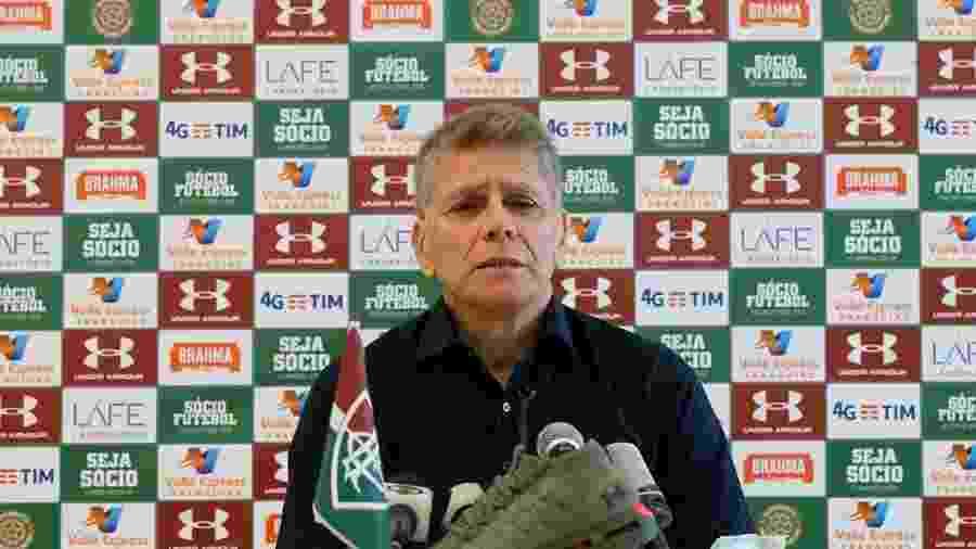 Autuori não segue no Fluminense - Lucas Merçon/Fluminense
