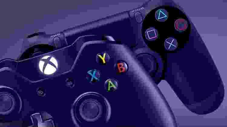 Xbox PS4 - Divulgação - Divulgação