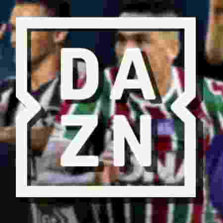 Reprodução/DAZN