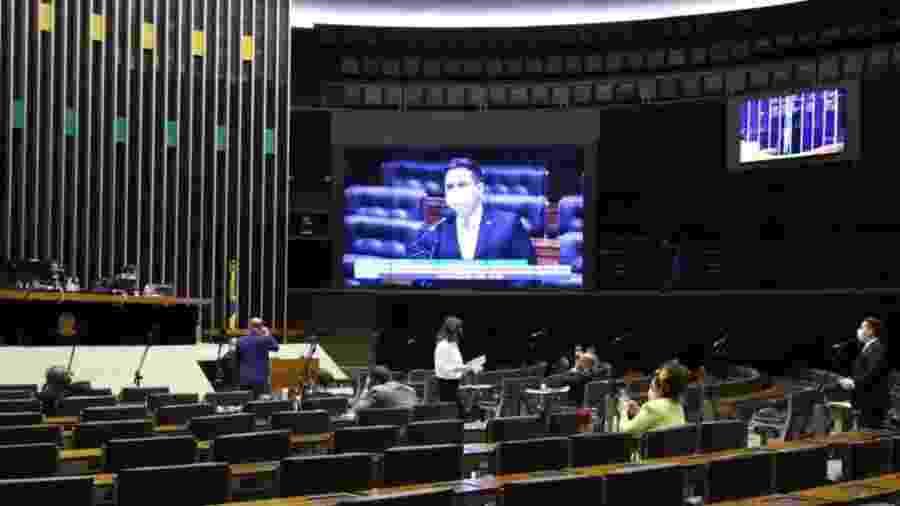 Plenário da Câmara - Maryanna Oliveira/Câmara dos Deputados
