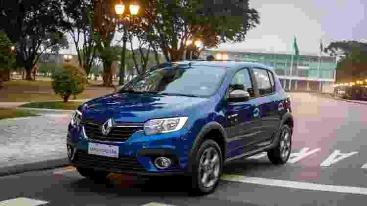 Sandero GT Line 1 - Foto: Renault | Divulgação - Foto: Renault | Divulgação