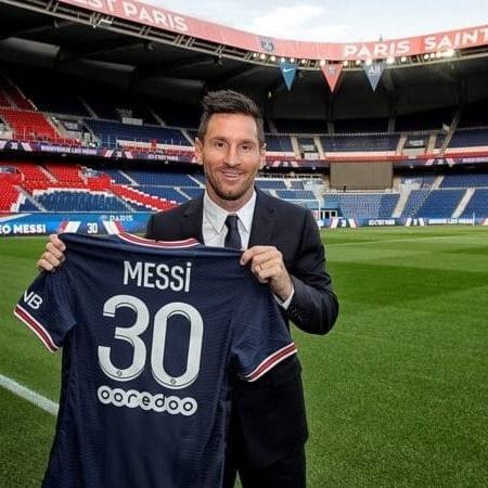 Lionel Messi no PSG é a maior bomba na história do mercado da bola - Reprodução