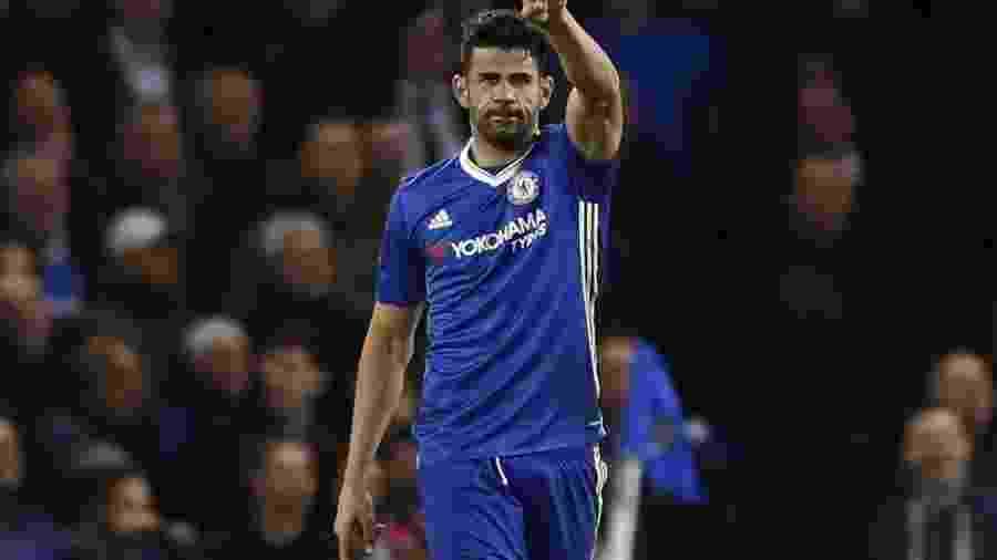 Jornal  Diego Costa deve ficar no Chelsea até punição a Atlético acabar b844717082e34