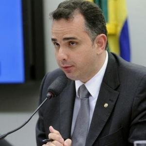 Presidente da CCJ na Câmara, Rodrigo Pacheco