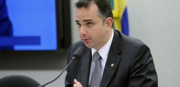 O presidente da CCJ na Câmara, Rodrigo Pacheco (PMDB-MG)