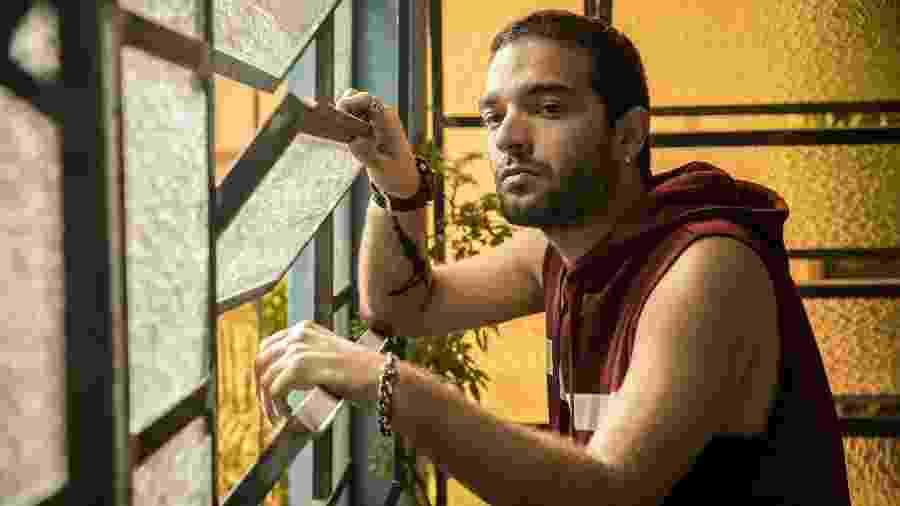 Sandro (Humberto Carrão) de Amor de Mãe (Divulgação/TV Globo) - Divulgação/TV Globo
