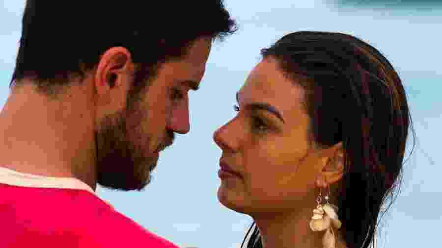 Ritinha (Isis Valverde), Zeca (Marco Pigossi), de A Força do Querer (Divulgação/Globo) - Reprodução / Internet