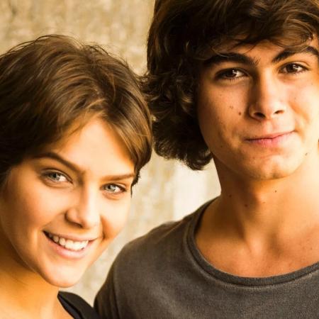 Isabella Santoni e Rafael Vitti em Malhação: Sonhos (Divulgação / Globo) - Reprodução / Internet