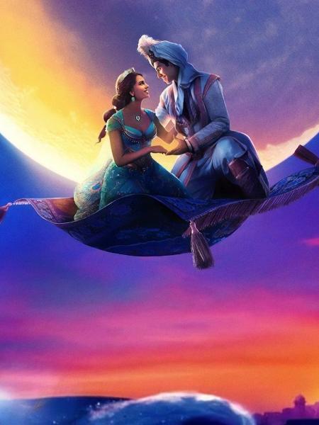 Após lembrar Aladdin, filme da Netflix supera sucesso da Disney - Reprodução / Internet