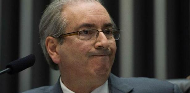 Eduardo Cunha (PMDB), ex-presidente da Câmara dos Deputados