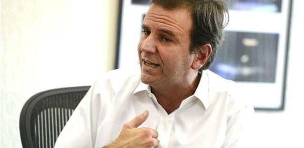 Eduardo Paes (PMDB), ex-prefeito do Rio