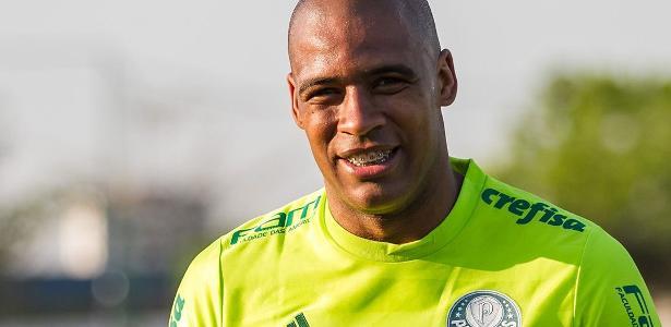 Jailson pode retornar ao Palmeiras contra o Coritiba - Marivaldo Oliveira/Código19/Estadão Conteúdo