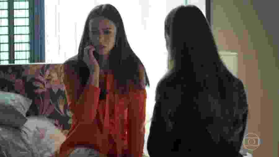 Vivi (Paolla Oliveira) e Fabiana (Nathalia Dill), de A Dona do Pedaço (Reprodução) - Vivi (Paolla Oliveira) e Fabiana (Nathalia Dill), de A Dona do Pedaço (Reprodução)