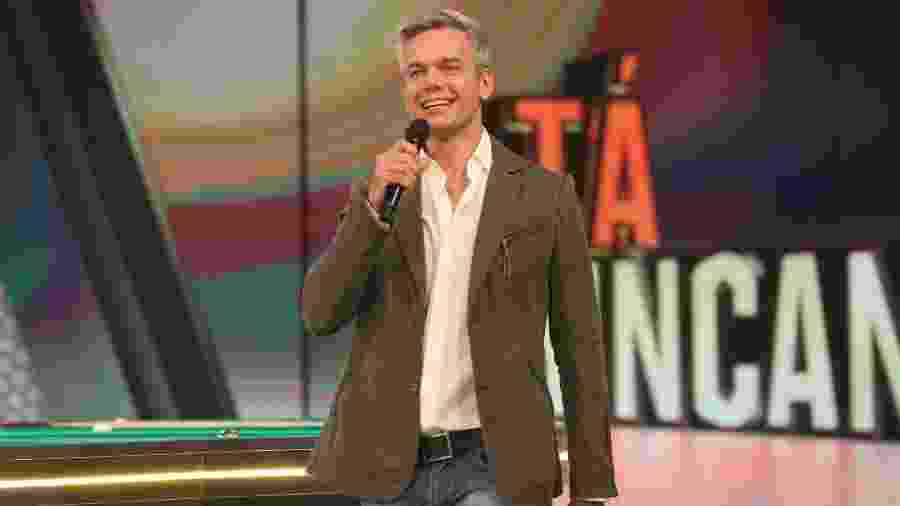 Fora da Globo,  Otaviano Costa entrou na mira da Record (Foto: Isabella Pinheiro/Gshow) - Foto: Isabella Pinheiro/Gshow