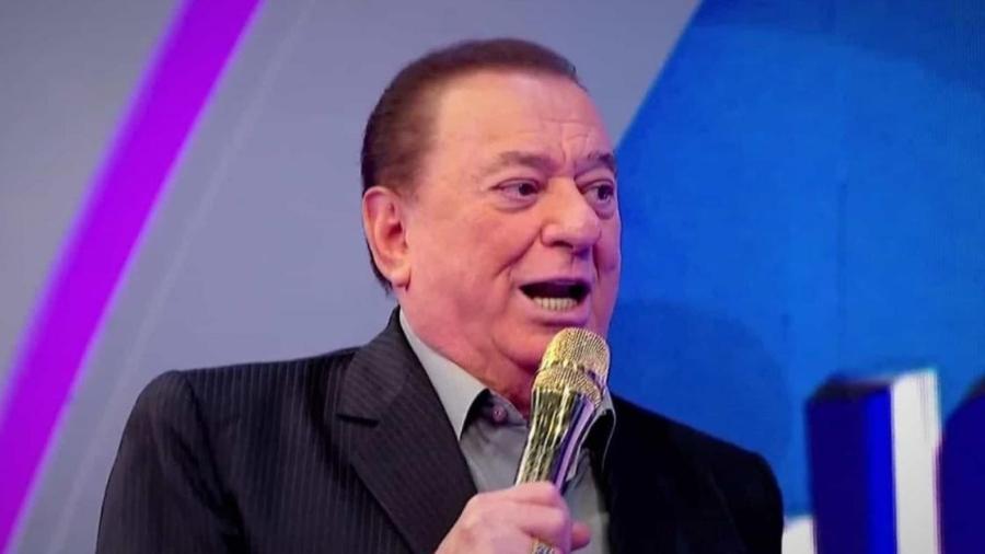 O apresentador Raul Gil (Reprodução / SBT) - Reprodução / Internet