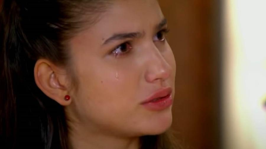 Mili (Giovanna Grígio) em Chiquititas (Reprodução/SBT) - Reprodução / Internet