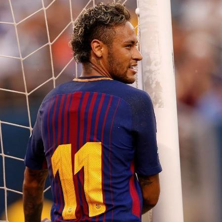 Neymar está com o futuro indefinido - Mike Segar/Reuters