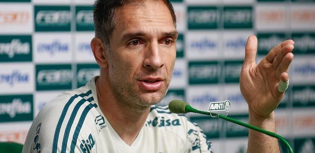 Fernando Prass renovou com Palmeiras para 2018