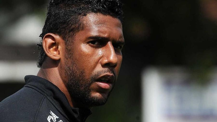 Aranha foi internado na UTi após contrair covid e tem mais de 50% dos pulmões acometidos  - Ivan Storti/Santos FC