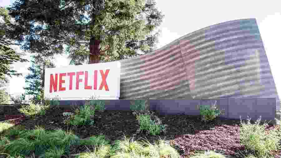Sede da Netflix em Los Gatos, na Califórnia - Netflix