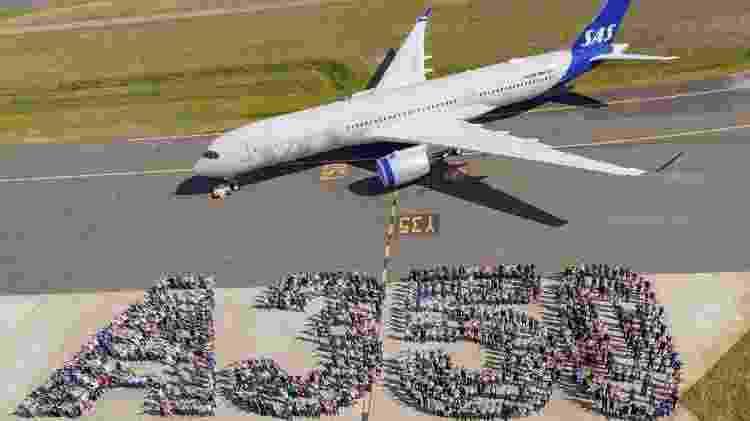 A350 - Divulgação - Divulgação