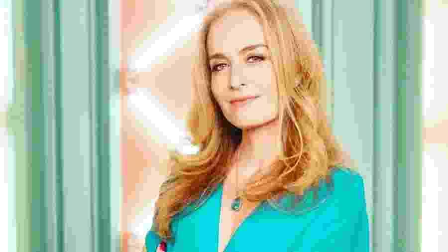 A apresentadora Angélica, da Globo - Reprodução/Instagram