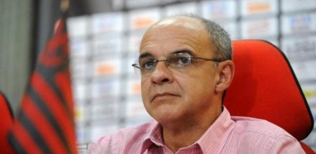 Eduardo Bandeira de Mello admitiu falha de planejamento que deixou jogadores expostos - Reprodução
