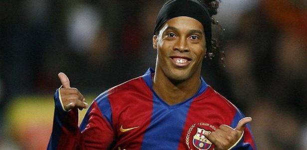 Grandes atuações de Ronaldinho eram seguidas de um legítimo charuto cubano
