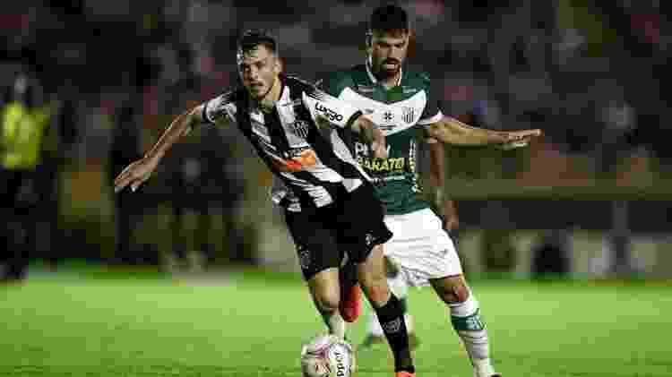 Palmeiras emprestou o meia Hyoran ao Atlético-MG, com fim do contrato previsto para dezembro próximo - Bruno Cantini / Agência Galo / Atlético