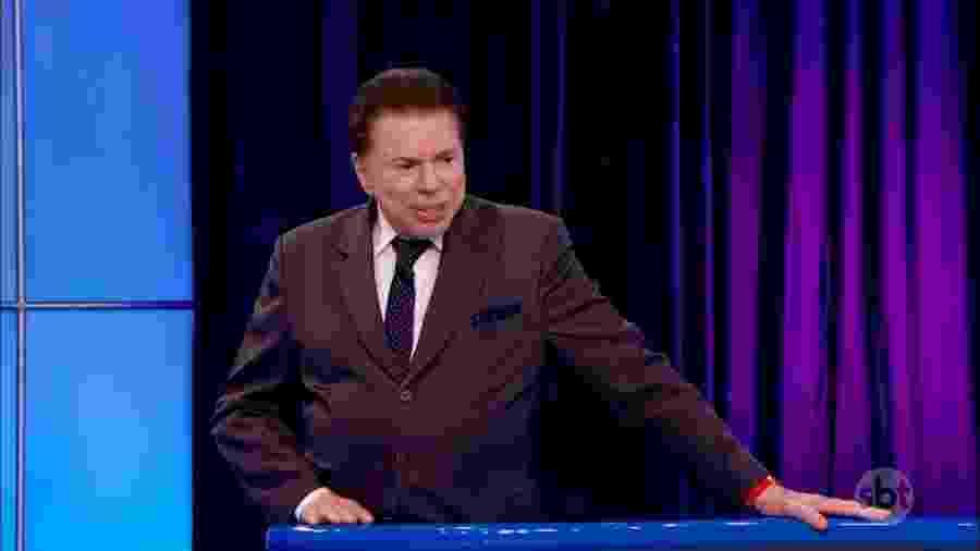 Silvio Santos tem muitos problemas para resolver em sua TV - Reprodução/SBT