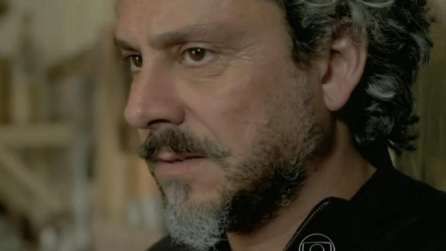 José Alfredo (Alexandre Nero) em Império (Reprodução/TV Globo). - Reprodução / Internet