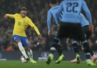 Brasil passa sufoco, mas vence Uruguai por 1x0 - Twitter