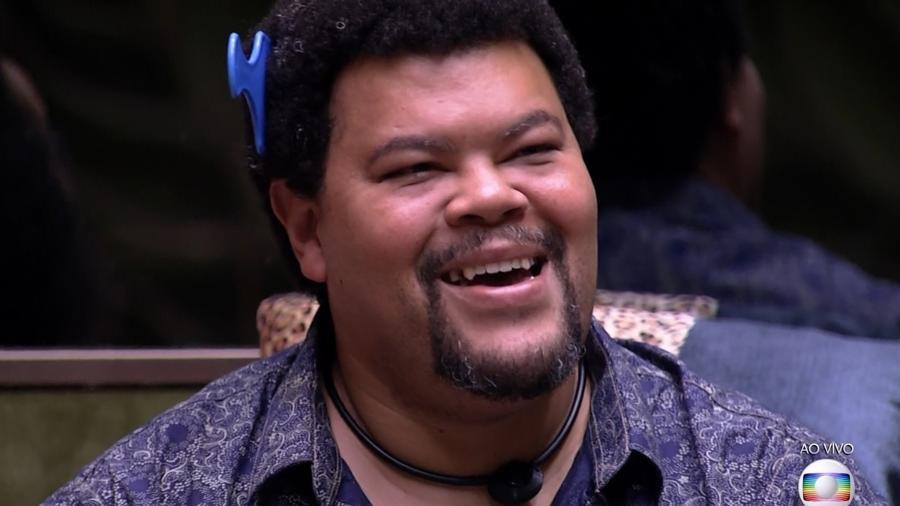 Babu Santana BBB20 (Foto: Divulgação/Globo) - Reprodução / Internet