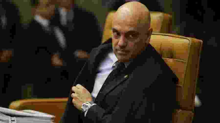 O ministro Alexandre de Moraes.  - Antonio Cruz/Agência Brasil