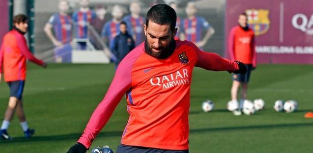 Arda Tura não é muito querido por torcedores do Barcelona