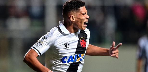 Paulinho foi vendido pelo Vasco para o Bayer Leverkusen, da Alemanha