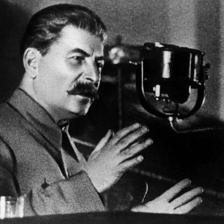 O ditador soviético Josef Stalin - Getty Images