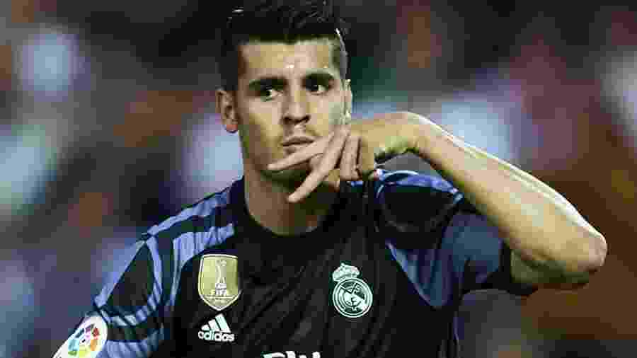 Morata, do Real Madrid (Foto: Getty Images) -