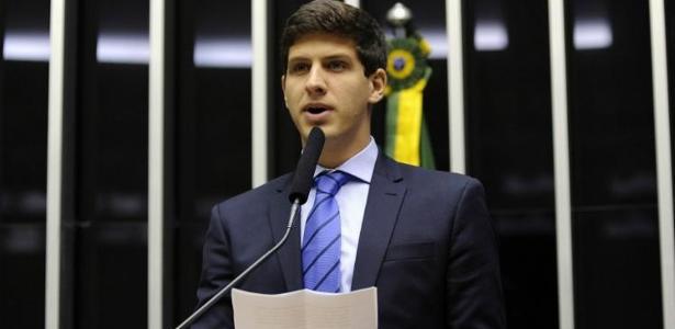 João Campos, filho do ex-governador Eduardo Campos - Luiz Macedo/Câmara dos Deputados