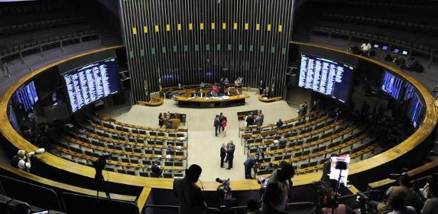 Câmara dos Deputados, que terá seis deputados militares em 2019