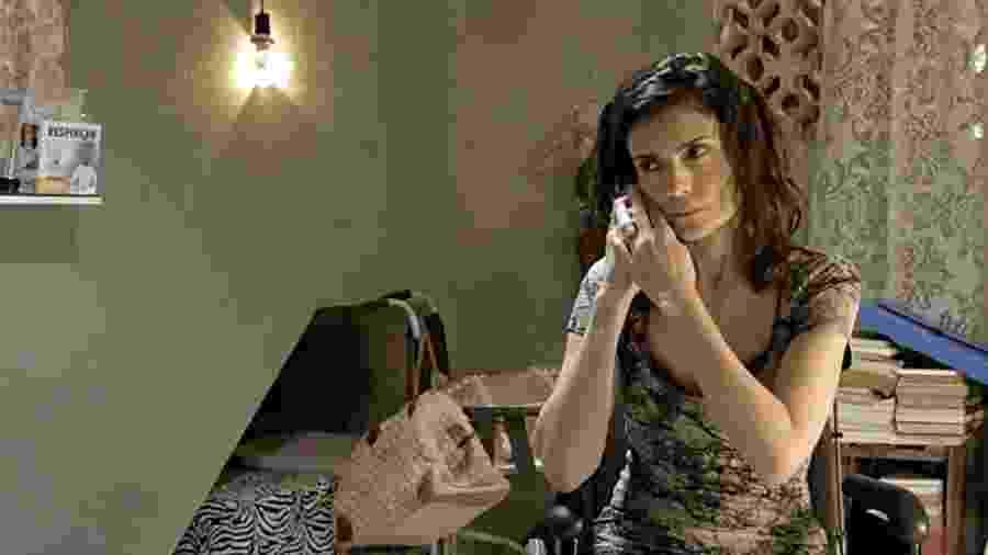 Leila (Arieta Corrêa) de Amor de Mãe (Divulgação/TV Globo) - Divulgação/TV Globo