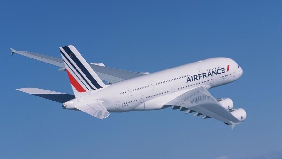 Atualmente, a companhia aérea opera duas conexões semanais entre o aeroporto de Paris Charles de Gaulle e Xangai - Divulgação