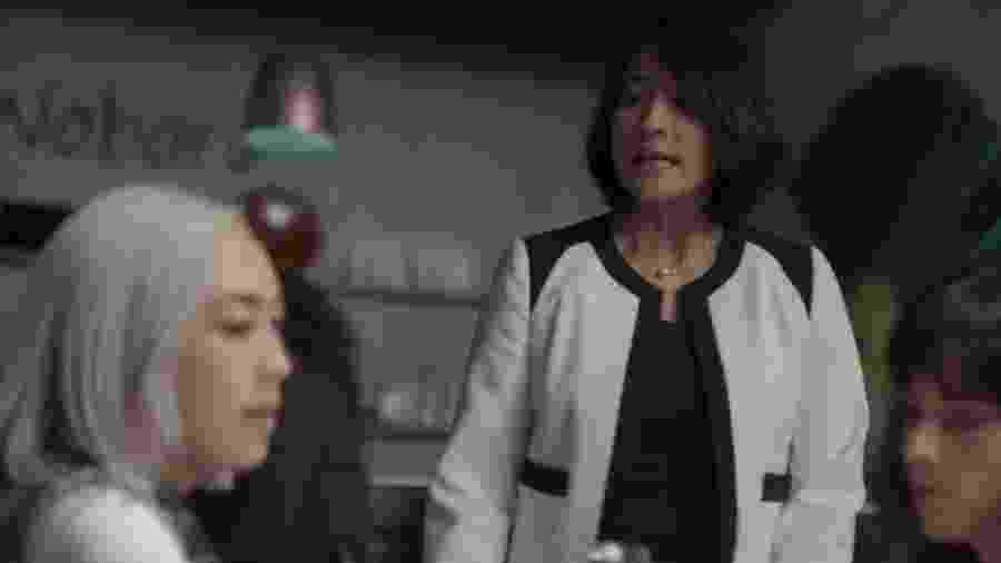 Mitsuko (Lina Agifu), Tina (Ana Hikari) e Lica (Manoela Aliperti) de Malhação - Viva a Diferença (Reprodução - TV Globo) - Reprodução / Internet