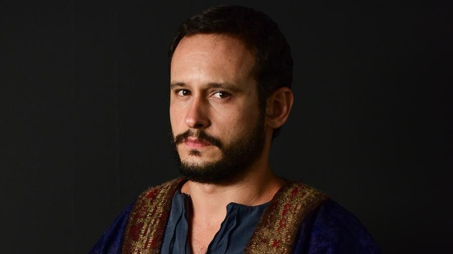 Isaque (Guilherme Dellorto) em Gênesis (Foto: Divulgação/ Record TV) - Reprodução / Internet