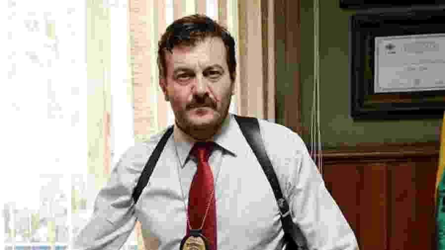 Roberto Birindelli como Guido em Apocalipse (Divulgação / Record TV) - Reprodução / Internet