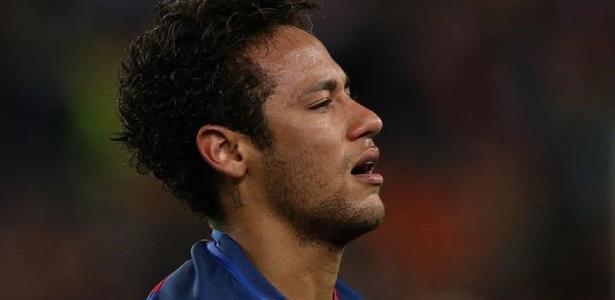 Neymar é o sexto atleta que mais entrou em campo na Europa